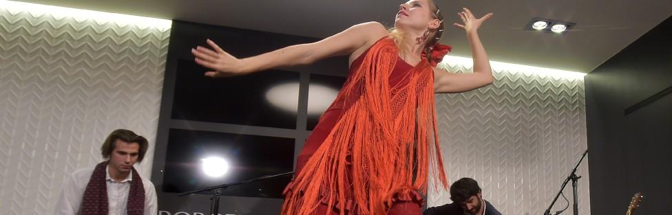 Flamencové vystoupení