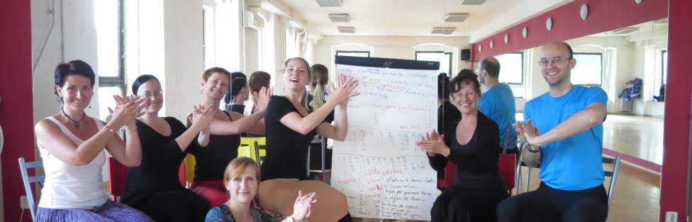 Výuka flamencové teorie a rytmiky