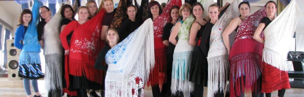 Kurzy flamenca v Ostravě