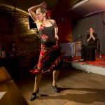 Flamenco vystoupení